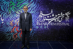 8th day of 38th Fajr Film Festival