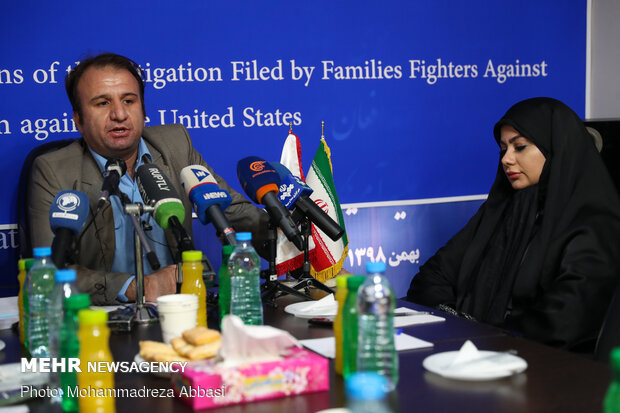 Families of anti-terror forces file litigation against US leaders