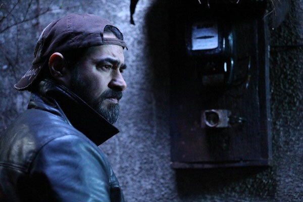رونمایی از اولین عکس شهاب حسینی در فیلم «شین»