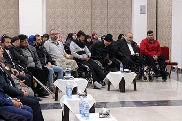 """افتتاح معرض صور """"إرادة حياة"""" في المركز الصحي الإجتماعي لبلدية الغبيري"""