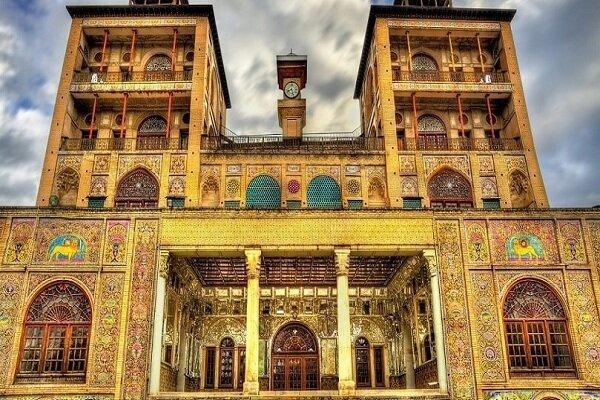 Golestan Palace, glorious palace in Tehran