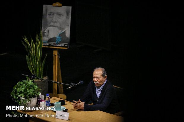 Artists' community celebrates Ali Nassirian's 85th birthday