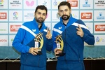 Alamian brothers claim title of 2020 ITTF Challenge Spanish Open
