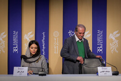 "İran yapımı ""Shane"" filminin basın toplantısı"