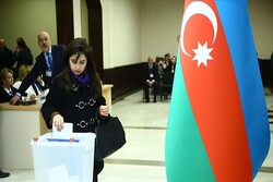 Azerbaycan sandık başında