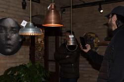 افتتاح یک گالری برای«هنرهای پنهان»/چهره های معروف به «هیدن» آمدند