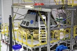 شناسایی۳ اختلال برای شکست پرتاب آزمایشی کپسول بوئینگ