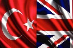 UK, Turkey discuss latest developments in Iran, Syria