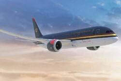اردن کے طیارے کی کویت میں ہنگامی لینڈنگ