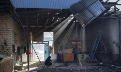 قزاقستان میں فسادات میں 10 افراد ہلاک