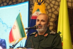 Gen. Fallahzadeh appointed as new Quds Force dep. cmdr.