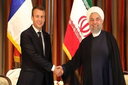 France's Macron felicitates anniv. of Islamic Revolution to Iranian president