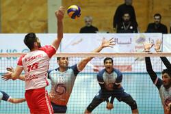 نماینده والیبال ایران در جام باشگاههای آسیا کدام تیم است؟