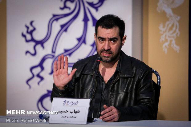 جزئیات پروژه سینمایی جدید شهاب حسینی/فیلم را اکران آنلاین میکنیم
