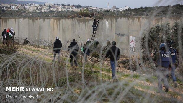 """إستمرار الإحتجاجات في الضفة الغربية على """"صفقة القرن"""" اعتراضات به معامله قرن در کرانه باختری"""