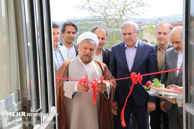 Inauguration of 17 tourism, construction projects on Qeshm Island