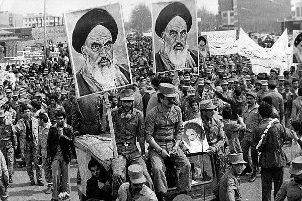 Iran before and after Islamic Revolution