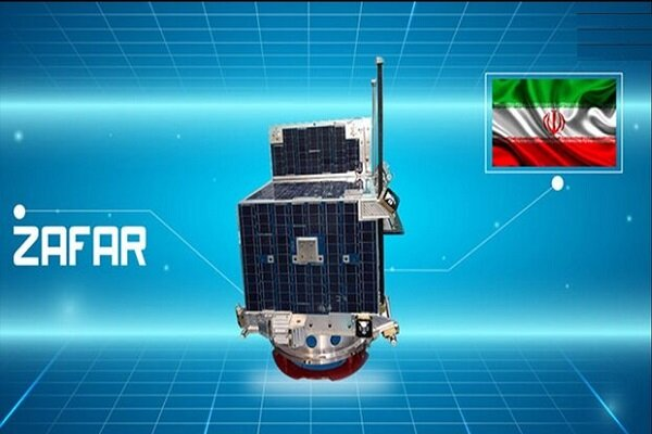 'Simorgh' successfully launched 'Zafar' satellite