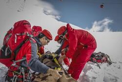 جستجو در ارتفاع ۳۰۰۰ متری/امداد و نجات در کوهستان حادثهخیز