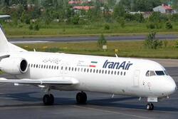 Iran Air's third flight to bring home Iranian passengers from Doha