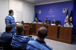جلسه دوم دادگاه پرونده جدید بانک سرمایه