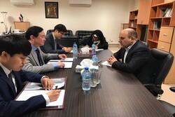 دیدار سفیر چین با معاون امور بین الملل ستاد حقوق بشر