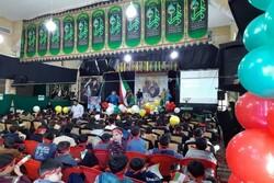 تجمع بزرگ «نسل سلیمانی» در ورامین برگزار شد