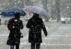 انخفاض شديد بدرجات الحرارة في معظم انحاء ايران