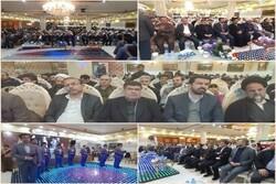 جشن بزرگ انقلاب در اسلامشهر برگزار شد