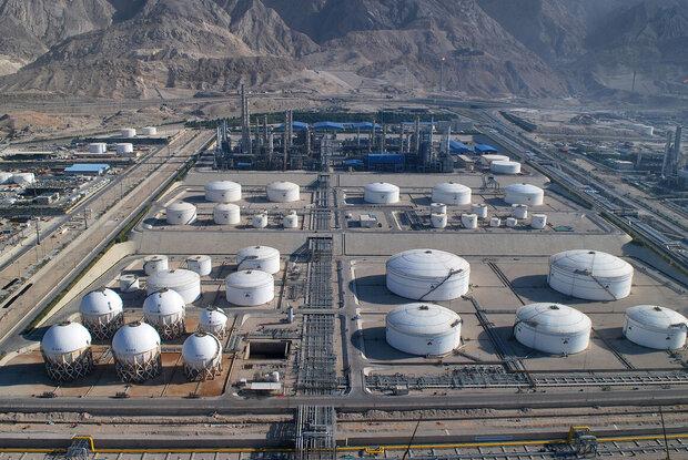 Sales exceed output at Nouri petchem plant