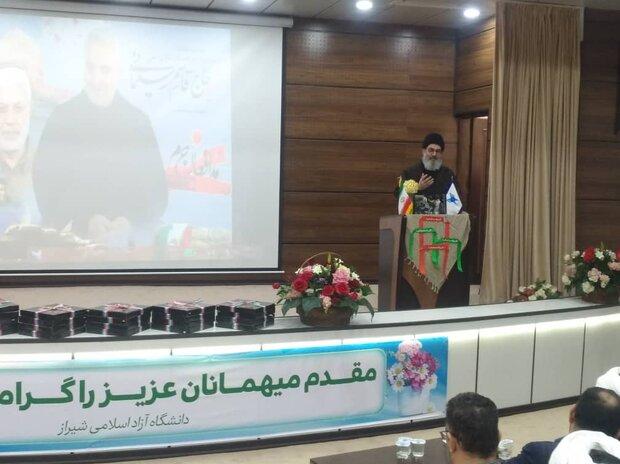 ایران قلب جبهه مقاومت است