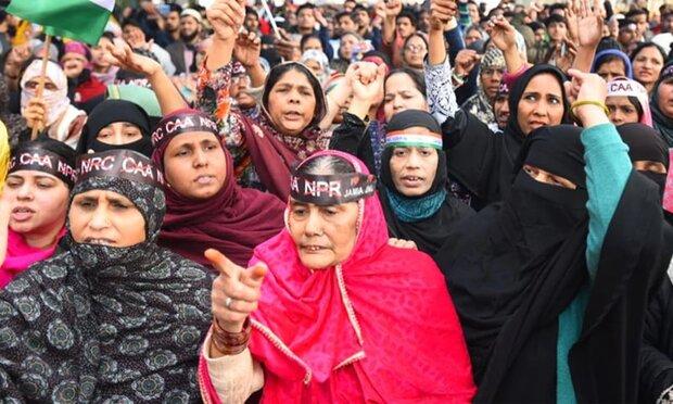 بھارتی سپریم کورٹ کا شاہین باغ میں مظاہرین کو ہٹانے کا حکم دینے سے انکار