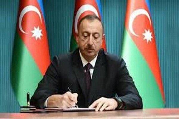 Azerbaijan Republic congratulates Islamic Revolution anniv. to Iranian President