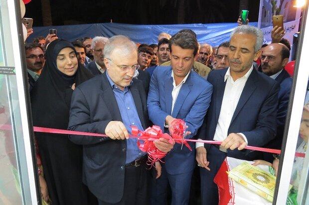 ۷ پروژه بهداشتی و درمانی استان بوشهر به بهرهبرداری رسید
