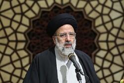 رئیسی درگذشت والده حجت الاسلام منتظری را تسلیت گفت