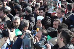 حضور پرشور مردم در راهپیمایی ۲۲ بهمن بهترین پاسخ قوی در برابر کاخ سفید است