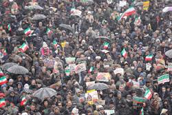 راهپیمایی باشکوه ۲۲بهمن - همدان