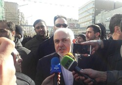 Regional people loathe US terrorist attack against Martyr Soleimani: Zarif