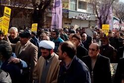 حضور پرشور مردم چهارمحال و بختیاری در راهپیمایی ۲۲ بهمن