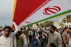 Bender Abbas'ta İslam Devrimi'nin 41. yıldönümü kutlandı
