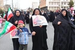 مدينة شاهرود تحتفل اليوم بالذكرى الـ 41 لانتصار الثورة الإسلامية