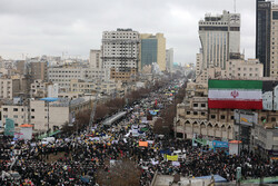 راهپیمایی باشکوه ۲۲بهمن - مشهد