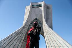 راهپیمایی باشکوه ۲۲ بهمن- تهران (۴)