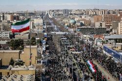 راهپیمایی باشکوه ۲۲ بهمن- تهران (۵)