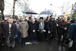 راهپیمایی باشکوه ۲۲بهمن - گرگان