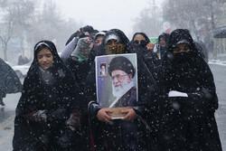راهپیمایی باشکوه ۲۲بهمن - اراک