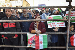 مسيرات ملحمية في ذكرى انتصار الثورة بمحافظة شيراز