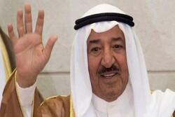 أمير الكويت: يهنئ الرئيس الإيراني بالذكرى السنوية ال 41 لانتصار الثورة الإسلامية