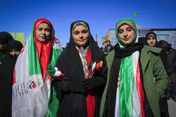 راهپیمایی باشکوه ۲۲بهمن - شهرکرد