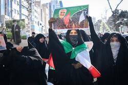 راهپیمایی باشکوه ۲۲بهمن - البرز
